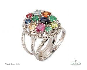 Murcia Luz y Color anillo
